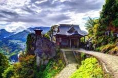 Yamadera ou le temple de la montagne